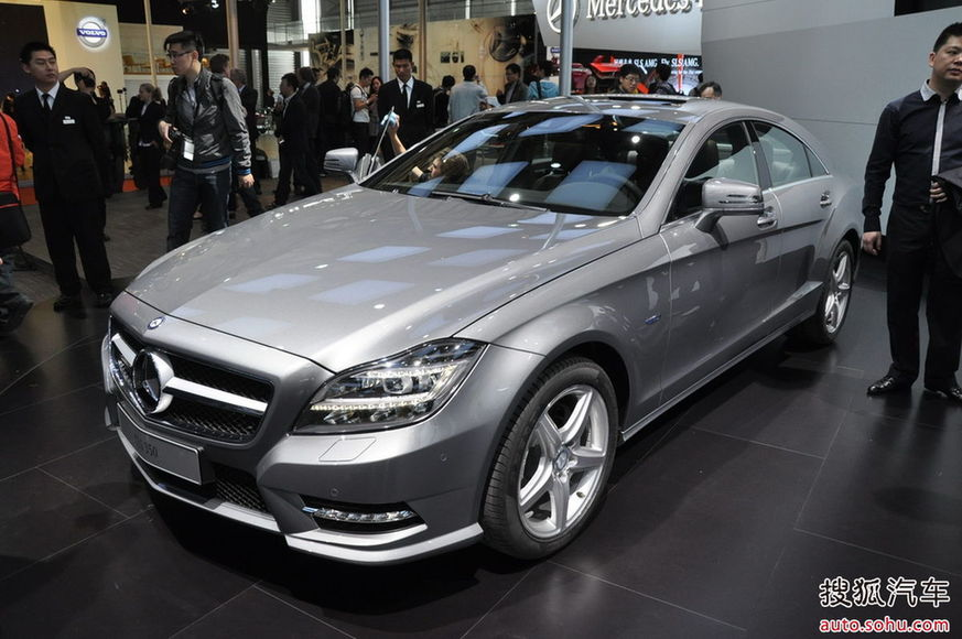 Mercedes benz new cls for Mercedes benz china