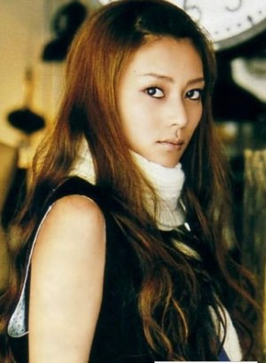 Kou Shibasaki, one of the 'Top 20 gorgeous actresses in Japan' by China.org.cn.