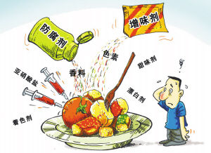 China blacklisted 151 illegal or regulated substances that have been found in food and feed over the past nine years. [Picture: Southern Metro]