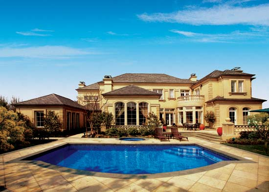 Top 10 luxury homes in china 2011 for Top ten home builders