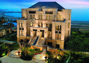 Top 10 luxury homes in china 2011 for Most luxurious house