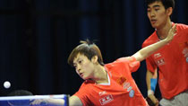 Chinese players kick off to good start at WTTC