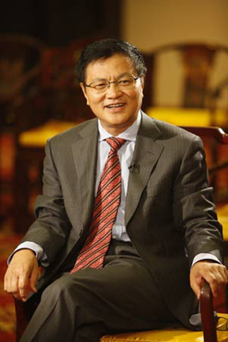 Dong Wenbiao, one of the 'Top 20 Chinese Philanthropists of 2010' by China.org.cn.