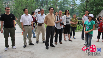 CIPG ends its visit to Sichuan