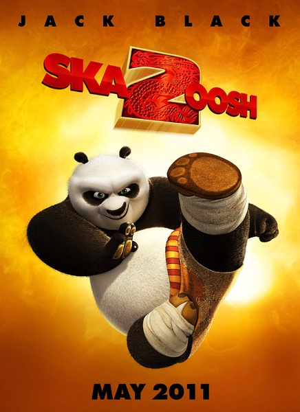 The sequel to the Hollywood blockbuster, 'Kung Fu Panda' hits the big screen worldwide on Saturday.