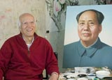 The man who paints Mao