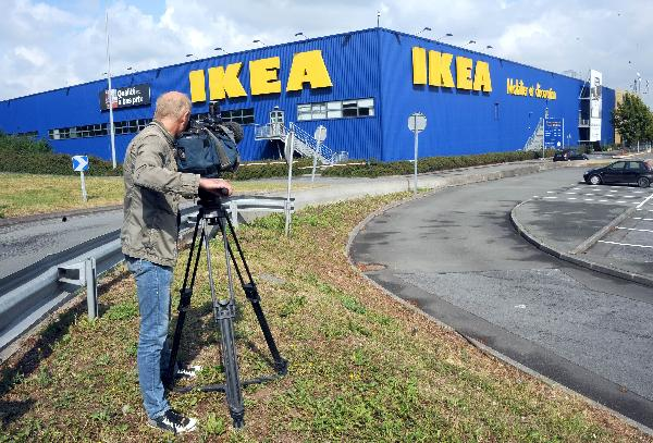 ikea stores targeted in three countries on same day. Black Bedroom Furniture Sets. Home Design Ideas