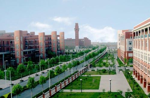 Zhengzhou University, one of the 'Top 10 largest university campuses in China' by China.org.cn.