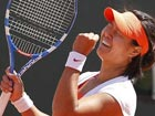 Chinese superstar Li Na into French Open semi-final