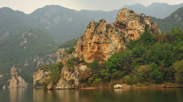 Dalian Bingyu Valley, Liaoning