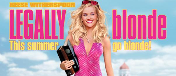 Original Broadway Musical: Legally Blonde