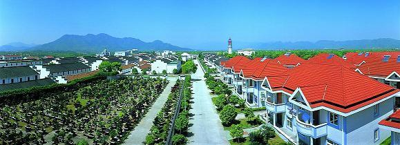 Tengtou Village, one of the 'Top 10 must-see attractions in Ningbo, China' by China.org.cn.