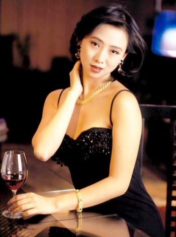 Yvonne Yung Hung, one of the 'Top 10 Hong Kong porn film actresses' by China.org.cn.