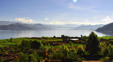 Mysterious land - Lugu Lake