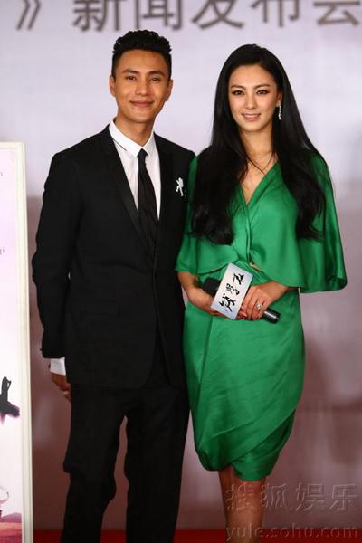 chen kun and zhang yuqi promote qian xue sen chinaorgcn