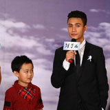Chen Kun and Zhang Yuqi promote 'Qian Xue Sen'