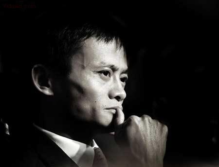 Alibaba Group president Jack Ma