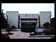 Photo shows the beautiful scenery of Huazhong University of Science and Technology in in Wuhan, Central China's Hubei Province.[PKU2010/bbs.fengniao]