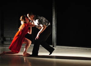 Contemporary dance: Behind 3.0