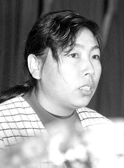 Han Suyun.[File photo]