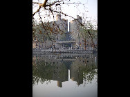 Photo shows the beautiful scenery of Nankai University in Tianjin, north China.[gao/bbs.fengniao]
