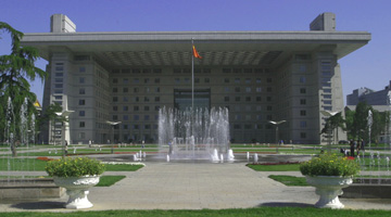 A snapshot of Beijing Normal University