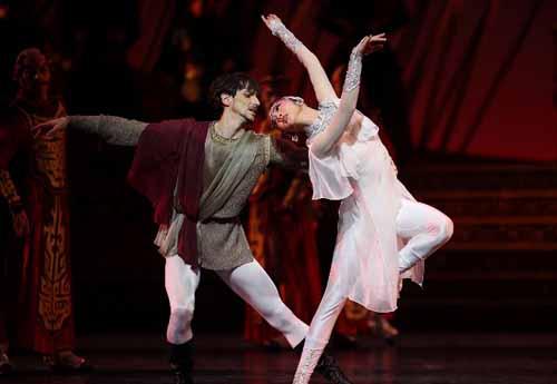 Original dance drama: Marco Polo @ NCPA