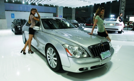 What can you do with 46,500 yuan? You could get behind the wheel of a 12.98 million-yuan Maybach model for a day.