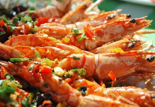 Seafood, one of the 'Top 10 most popular foods in the world' by China.org.cn.