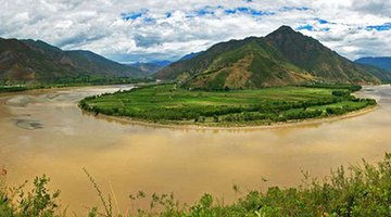 World Heritage - Three Parallel Rivers of Yunnan 