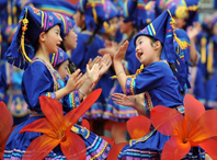 Folk Songs Festival in Guangxi