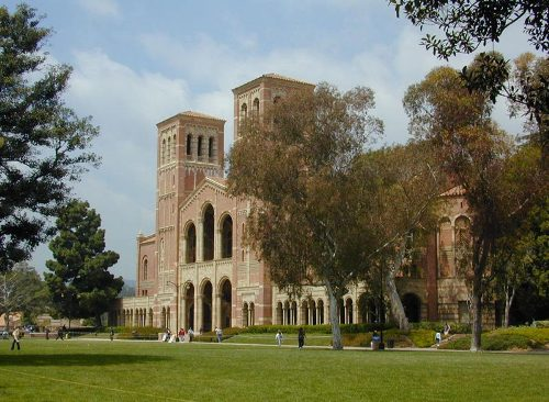 The University of California, Los Angeles, one of the 'Top 15 most beautiful campuses in the world' by China.org.cn.