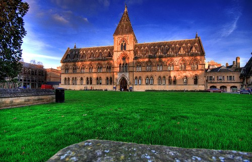 Oxford University, one of the 'Top 15 most beautiful campuses in the world' by China.org.cn.