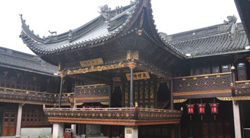 Tianyi Pavilion in Ningbo