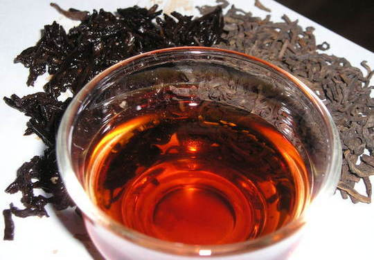 Yunnan Pu-erh, one of the 'Top 10 Chinese teas' by China.org.cn.