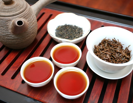 Keemun Black Tea, one of the 'Top 10 Chinese teas' by China.org.cn.