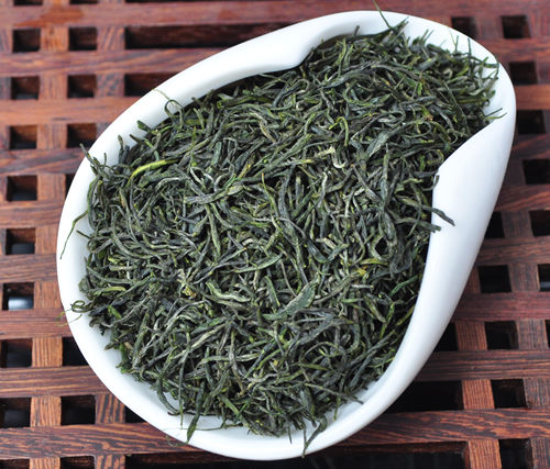 Xinyang Maojian, one of the 'Top 10 Chinese teas' by China.org.cn.