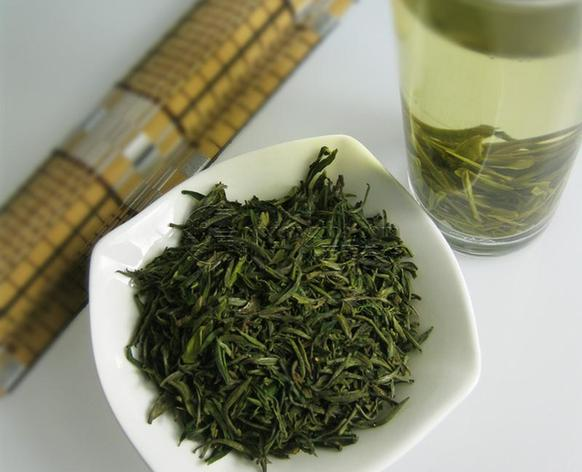 Huangshan Maofeng, one of the 'Top 10 Chinese teas' by China.org.cn.