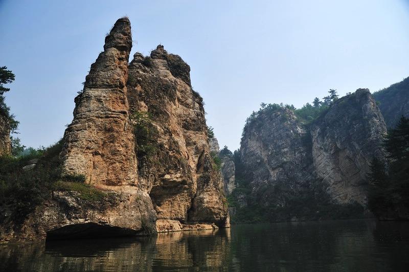 Huludao China  city photos : Longtan Grand Canyon in Huludao China.org.cn