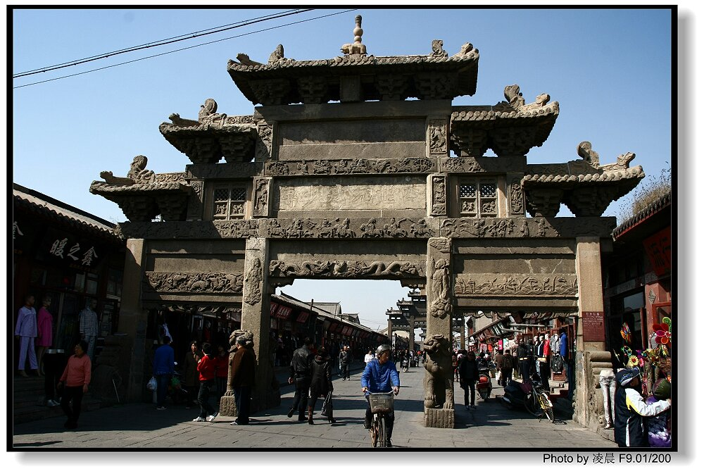 Xingcheng is an ancient town with rich cultural endowment known for its green hills, seascape, hot springs and islets. It is a key national-level scenic site and a provincial-level historic and cultural town. The ancient town of Xingcheng is double-walled, a tradition passed down from the Ming Dynasty some 500 years ago. Although its outer wall has collapsed over time due to erosion, the inner wall is in good shape after generations of maintenance and renovation. [newlk /bbs.fengniao]