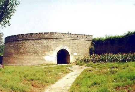 Qiansuocheng Ancient City