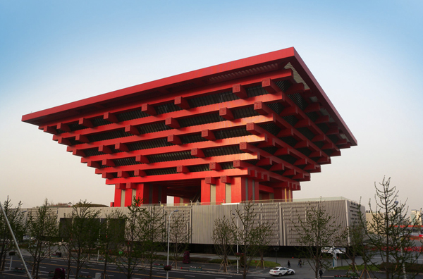 The Shanghai Expo's China Pavilion reopens on July 12. It will be open to public for three months till October 9, from Tuesday to Sunday.