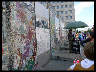 The Berlin Wall. [Zhang Fang/China.org.cn]