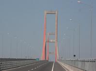 Indonesian Suramadu Bridge