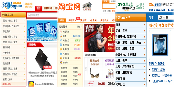 Top 10 online shopping sites in China