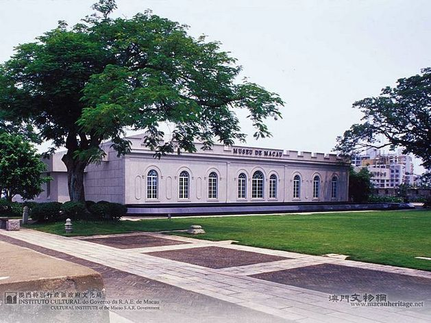 Museum of Macao, one of the 'Top 10 must-see attractions in Macao, China' by China.org.cn.