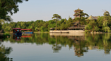 Mountain Resort and Outlying Temples, Chengde