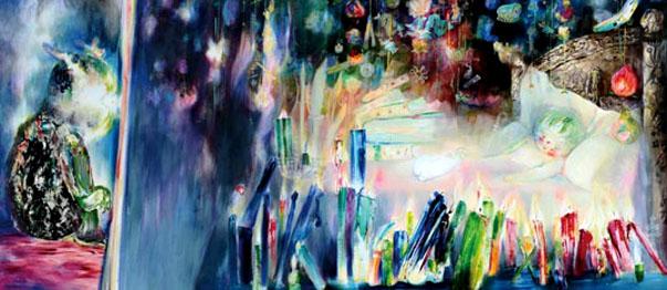 Up and Down - Love: NAN Fang's Painting