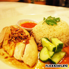 Chicken rice, one of the top 50 world's most delicious foods by China.org.cn.