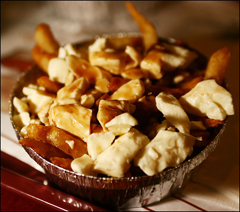 Poutine, one of the top 50 world's most delicious foods by China.org.cn.